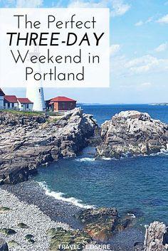 Portland, Maine: an