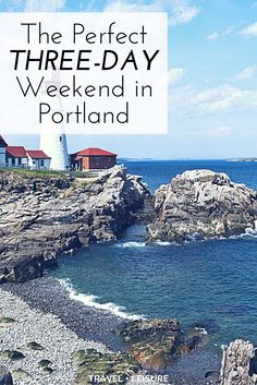 Portland, Maine: an often-buzzed-about, lobster-lover's paradise where waterfront industry, a dynamic local art scene, and the smell of the sea make for one of the East Coast's finest north Atlantic escapes.