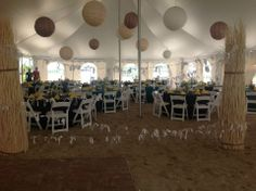 Amy Chris Delaware Beach Wedding Indian River Life Saving Station Museum At Seas State Fls Decor By