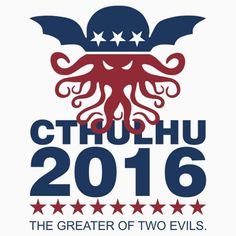 """steam-on-steampunk: """" DEAD ROSES AREN'T RED…… DEAD ROSES AREN'T BLUE….. 2016 VOTE CTHULHU  """""""