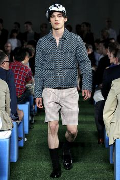 Prada | Spring 2012 Menswear Collection | Style.com