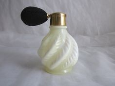 Vintage DeVilbiss Perfume Atomizer Feathered Pattern, $29.99