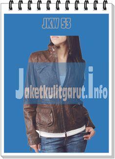 Jaket Kulit Wanita JKW 53