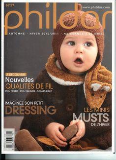 Phildar 37 - Les tricots de Loulou - Picasa Albums Web