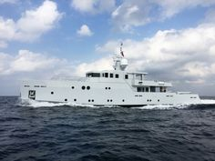 Yacht Sexy Fish Launched by Tansu