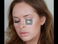 Victoria's Secret Model Candice Swanepoel Makeup Tutoria
