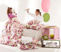 zauberhafte kinderbettwäsche von catimini. frisch, fröhlich, frei ... Toddler Bed, Furniture, Home Decor, Fresh, Nice Asses, Child Bed, Decoration Home, Room Decor, Home Furnishings
