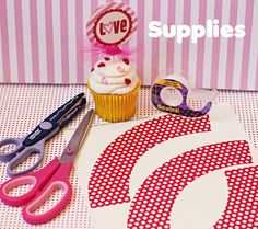 Amanda's Parties TO GO: Cupcake Wrap Tutorial