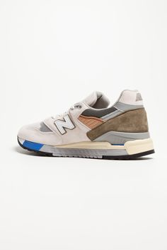 M998 C-Note New Balance x Concepts