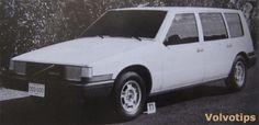 Volvo 700-seria Prototypes