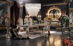 Итальянская столовая Cappelletti - Столовая (гарнитур для столовой), Cappelletti купить под заказ | modernh.com