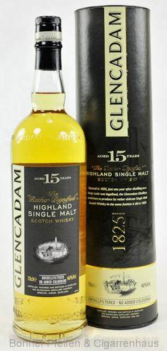 Glencadam #Whisky 15 y.o.
