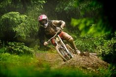 Review of Avoriaz mountain biking holiday © Keno Derleyn - Avoriaz MTB