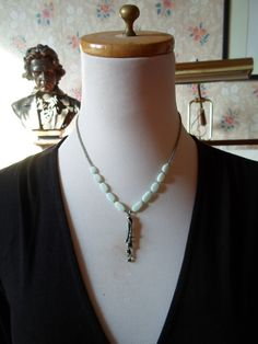 Seed Bead Necklace Hill Tribe Necklace Hill Tribe by puffluna, $37.00