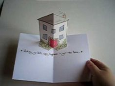 New Home (Pop-Up Drawing) – RachelCreative
