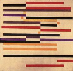 Movimento 1951 | Waldemar Cordeiro têmpera sobre tela 90.20 x 95.00 cm Coleção Museu de Arte Contemporânea da Universidade de São Paulo