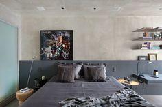 Un dormitor in tonuri gri. #decorinteriorgri, #amenajariinterioaredormitor