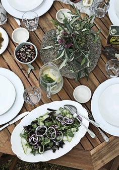 A Summer dinner - Pratos e Travessas | Food, photography and stories - Mónica Pinto