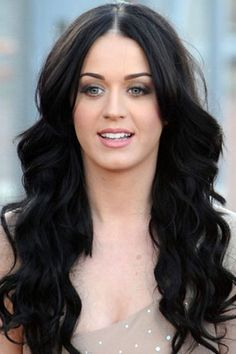 Katy Perry's Hair: Goes Over All Colors