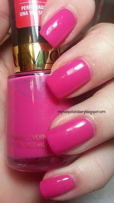 Revlon Bubble Gum #Nails #Manicure