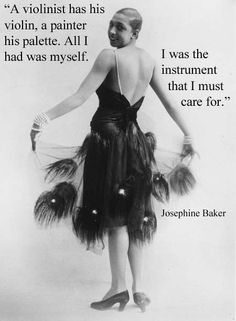 josephine baker quotes | bakers