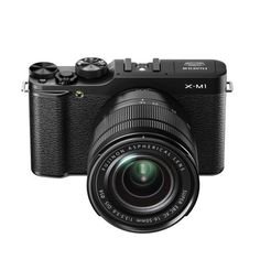 Fujifilm X-M1 Compact System 16MP Digital Camera Kit with 16-50mm Lens and 3-Inch LCD Screen (Black) Fujifilm http://www.amazon.com/dp/B00DCM0DVE/ref=cm_sw_r_pi_dp_Jt91tb1DQ4457TE1