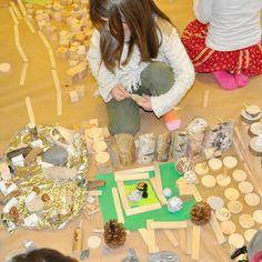 Laboratori Metodo Bruno Munari® e non solo... Reggio Children, Opening Day, Pre School, Montessori, Activities, Table Decorations, Crafts, School Ideas, Book
