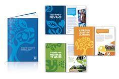 JKR adapts Unilever logo for training facility   Design Week