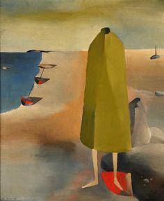 Title: Pintura Metafísica Artist: Juan Batlle Planas. Nationality: Spanish-Argentine