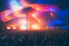 Nokia Blue Tent, Flow 2011.