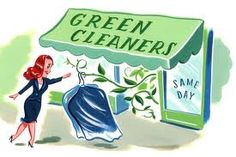 Be a Greener Cleaner!