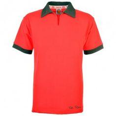 9cd9da88026 Toffs Classic Retro Red Short Sleeve Shirt TOFFS Classic Retro Red Short  Sleeve Shirt http