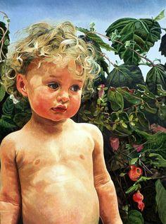 Deborah Poynton Deborah Poynton was born in 1970 in Durban and her youth was s. Painting For Kids, Figure Painting, Painting & Drawing, Art For Kids, Painting Portraits, Art Children, Nude Portrait, South African Artists, Africa Art