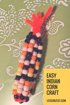 Cute and Easy Autumn Craft! Cute and Easy Autumn Craft! Thanksgiving Crafts For Kids, Thanksgiving Activities, Autumn Activities, Craft Activities For Kids, Preschool Crafts, Motor Activities, Craft Ideas, Halloween Crafts, Holiday Crafts