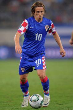 Luka Modrić, Croatia