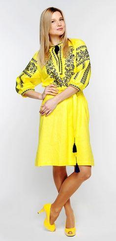 «2KOLYORY»  Ukrainian beauty folk fashion