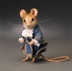 Gentleman Mouse by R. John Wright