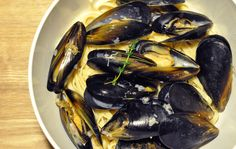 First published Aug 23, 2012   Mussels have always intimidated me... they seemed posh and complicated.  I am here to tell you they are neith...