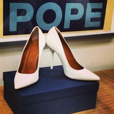Malone Souliers - Emanuelle Suede & Snakeskin Pumps   Spotted on @kerrywashington, How would you wear these? http://keep.com/malone-souliers-emanuelle-suede-and-snakeskin-pumps-spotted-on-kerrywashington-by-asseenoninstagram/k/08C6iEgBPI/