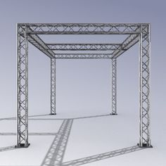Truss System 01 Model available on Turbo Squid, the world's leading provider of digital models for visualization, films, television, and games. Steel Trusses, Roof Trusses, Truss Structure, Steel Structure, Wood Stove Water Heater, Metal Stud Framing, Staircase Design Modern, Roof Truss Design, Catwalk Design
