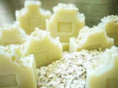 Oatmeal Complexion!  Last week to take advantage of this SPECIAL ON LINE SALE - Oatmeal Complexion bars the month of August! Use promo code oatmeal25 to receive 25% off any time this month! You will love this soap! This soap is 100% all natural.Just go to our website www.numenaturalsoap.com to order!