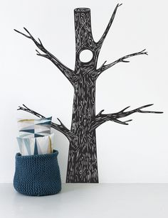 Envilu - Old Tree Wall Sticker/Decal by Ferm Living, $167.00 (http://www.envilu.com/old-tree-wall-sticker-decal-by-ferm-living/)