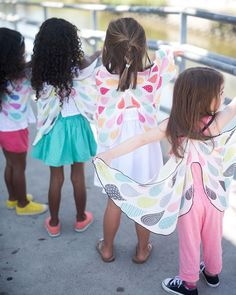 Wonder Wings - We love these fun and festive wings for everyday play!