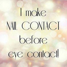 Truth! #nailporn #nailart #polish #nailpolish http://jniagreer.tumblr.com/post/143601365183/ireallydo-nailcare-iwilljudgeyou-no-i
