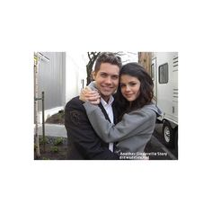 another cinderella story ❤ liked on Polyvore featuring selena gomez, couples and pictures