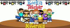 Rockin' Teacher Materials -- http://rockinteachermaterials.blogspot.com/p/freebies.html - Great for teachers with freebies listed first!