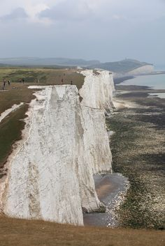 Seven Sisters, East Sussex, England by 717Images