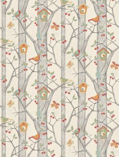 Lilleby Kids  is taken from Boråstapeter's Lilleby Kids wallpaper collection.