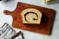 A Cinnamon Swirl Bread to Eat for Breakfast Every Single Day