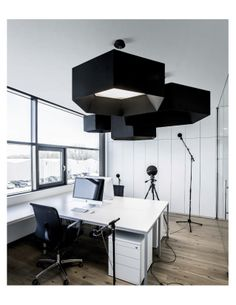 XAL - Hex-O: The latest from Xenon Architectural Lighting that was displayed in Germany last week. This LED Pendant Fixture is putting a HEX on the standard pendant fixtures as are use to seeing.